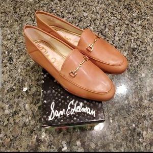 Sam Edelman Loraine Saddle Leather Loafers